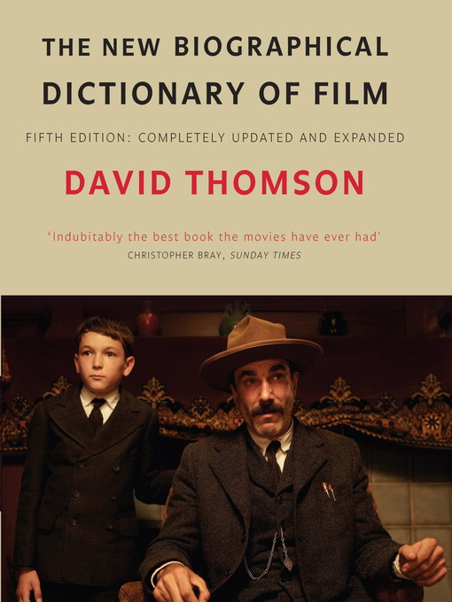 The New Biographical Dictionary of Film (eBook)