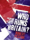 Who Runs Britain? (eBook)