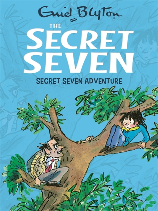 Adventure (eBook): Secret Seven Series, Book 2