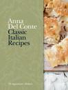 Classic Italian Recipes (eBook)