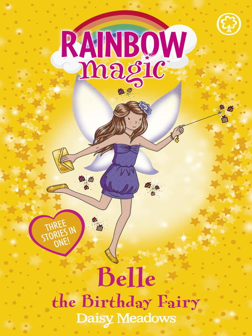 Belle the Birthday Fairy (eBook)