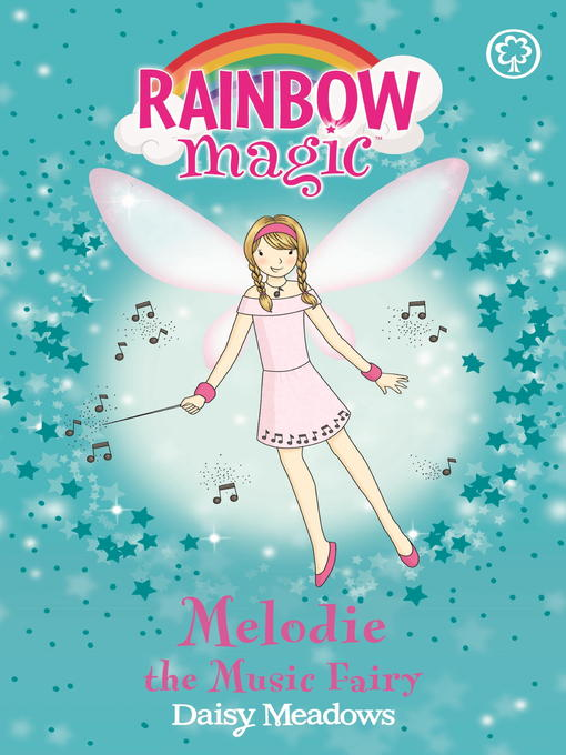 Melodie the Music Fairy (eBook)