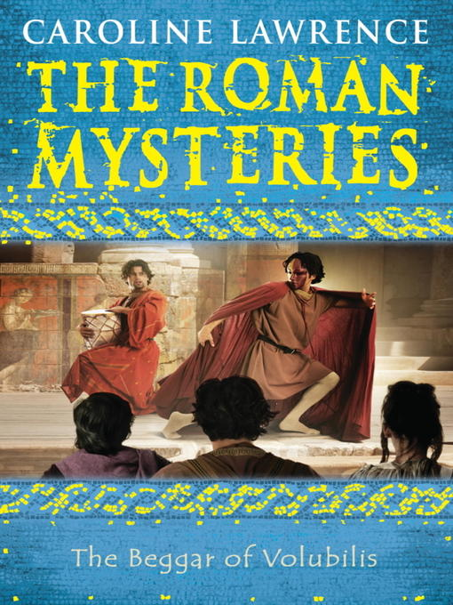 The Beggar of Volubilis (eBook): Roman Mystery Series, Book 14