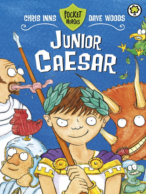 Junior Caesar (eBook): Pocket Heroes Series, Book 4