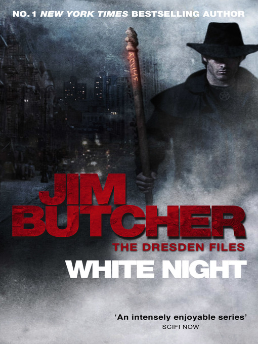 White Night (eBook): The Dresden Files Series, Book 9