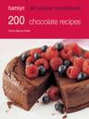 200 Chocolate Recipes (eBook)