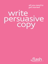 Write Persuasive Copy (eBook)