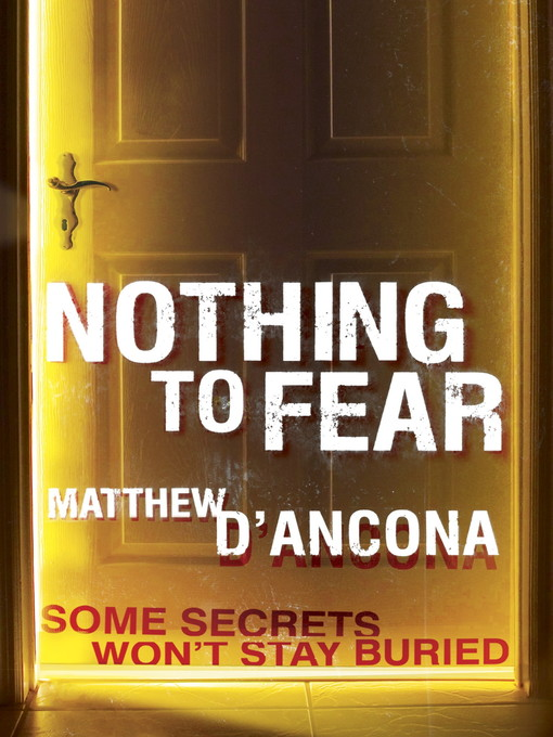 Nothing to Fear (eBook)