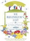 Mr Rosenblum's List (eBook): or Friendly Guidance for the Aspiring Englishman
