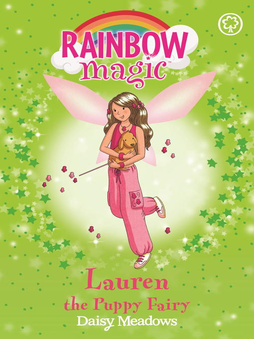 Lauren the Puppy Fairy (eBook): Rainbow Magic: The Pet Keeper Fairies Series, Book 4