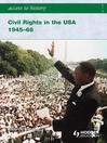 ATH (eBook): Civil Rights In The USA 1945-1968