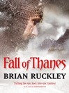 Fall of Thanes (eBook): Godless World Series, Book 3