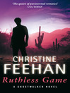 Ruthless Game (eBook): GhostWalkers Series, Book 9