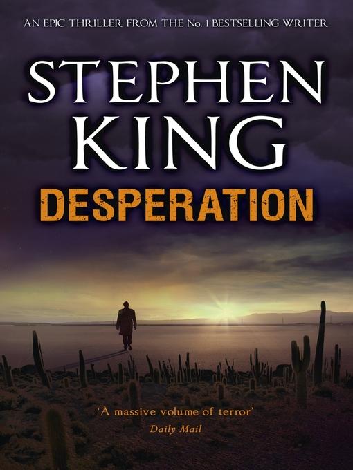 Desperation (eBook)
