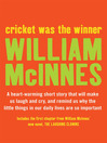 Cricket was the Winner (eBook)