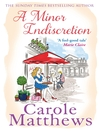 A Minor Indiscretion (eBook)