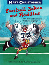 Matt Christopher's Football Jokes and Riddles (eBook)