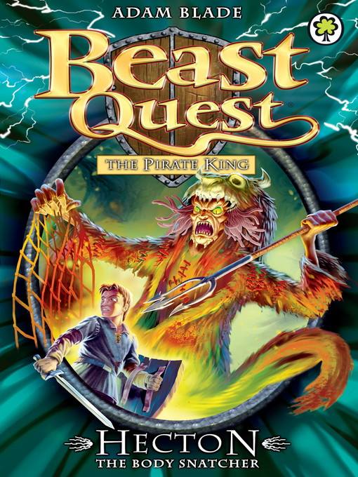 Hecton the Body Snatcher (eBook): Beast Quest: The Pirate King Series, Book 3