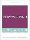 Successful Copywriting in a Week (eBook)