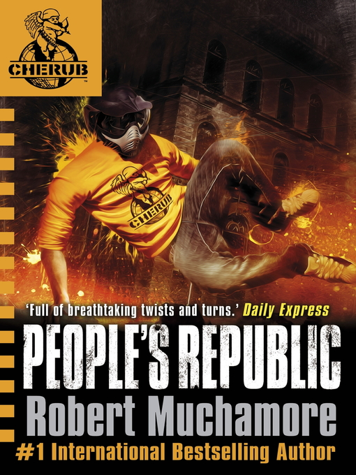 People's Republic (eBook): CHERUB Series, Book 1