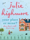 Your Place or Mine (eBook)