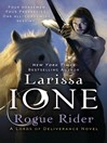 Rogue Rider (eBook): Number 4 in series