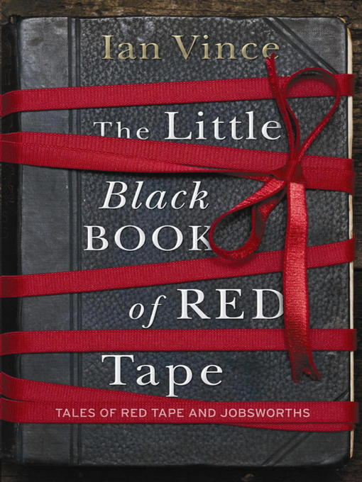 The Little Black Book of Red Tape (eBook): Great British Bureaucracy