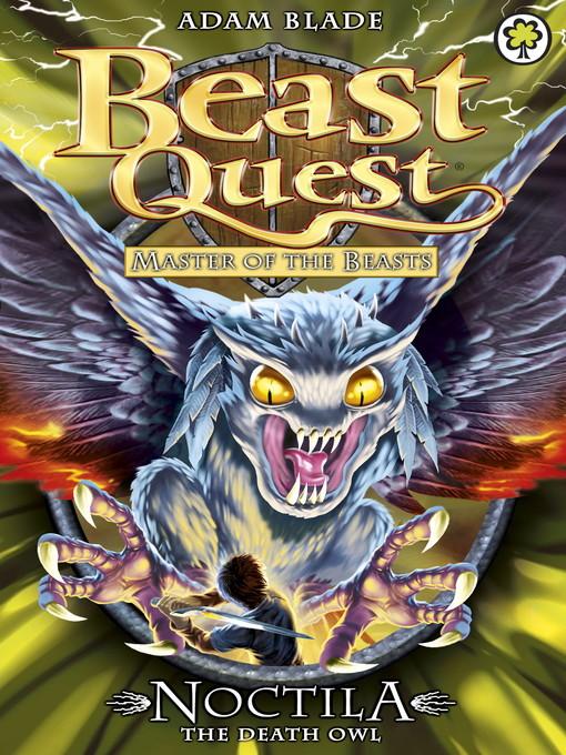 55 (eBook): Noctila the Death Owl
