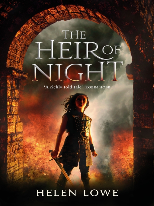 The Heir of Night (eBook): Wall of Night Series, Book 1