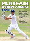 Playfair Cricket Annual 2013 (eBook)