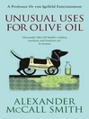Unusual Uses for Olive Oil (eBook)
