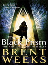 The Black Prism (eBook): Lightbringer Series, Book 1