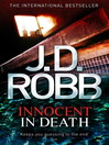 Innocent in Death (eBook): In Death Series, Book 28