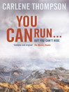 You Can Run . . . (eBook)