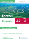 Edexcel A2 Geography Student Unit Guide (eBook): Unit 4 Contemporary Geographical Issues