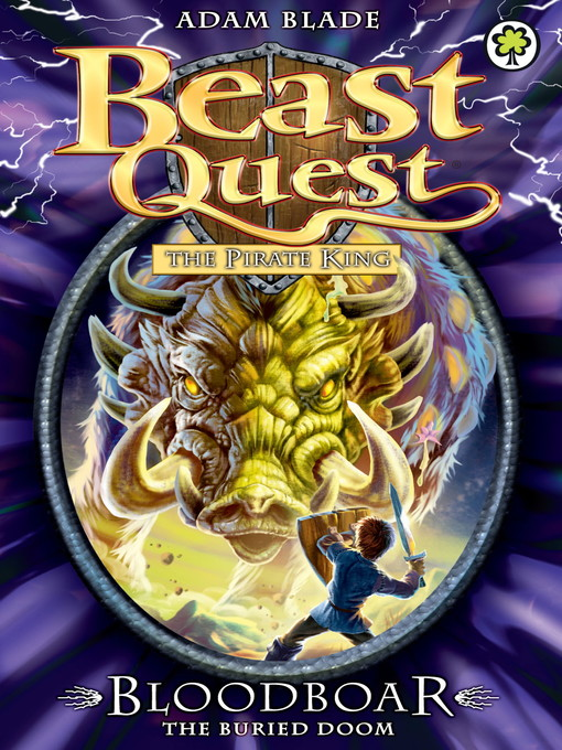 Bloodboar the Buried Doom (eBook): Beast Quest: The Pirate King Series, Book 6
