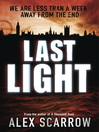 Last Light (eBook): Last Light Series, Book 1