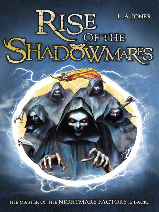 The Nightmare Factory (eBook): Rise of the Shadowmares