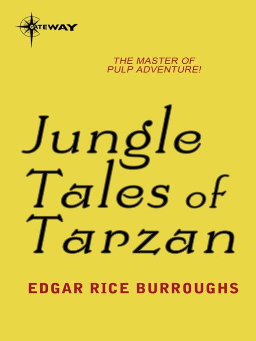 Jungle Tales of Tarzan (eBook)