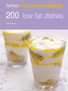 200 Low Fat Dishes (eBook)