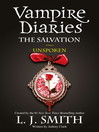 12: Vampire Diaries The Salvation: Unspoken (eBook)