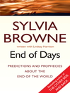 End of Days (eBook): Predictions and Prophecies about the End of the World