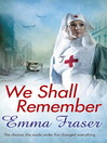 We Shall Remember (eBook)