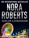 Less of a Stranger (eBook)