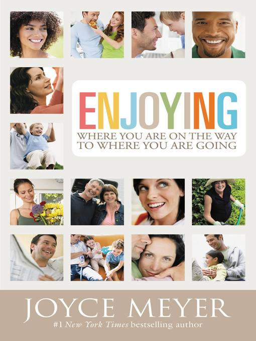 Enjoying Where You Are on the Way to Where You Are Going (eBook): Learning How to Live a Joyful Spirit-Led Life