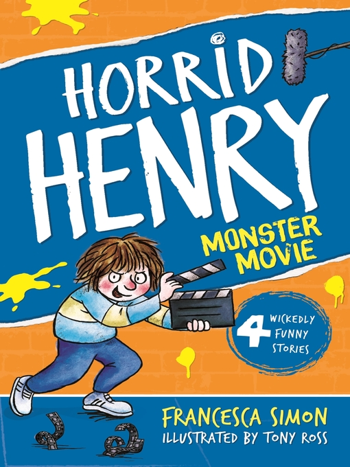 Horrid Henry's Monster Movie (eBook)