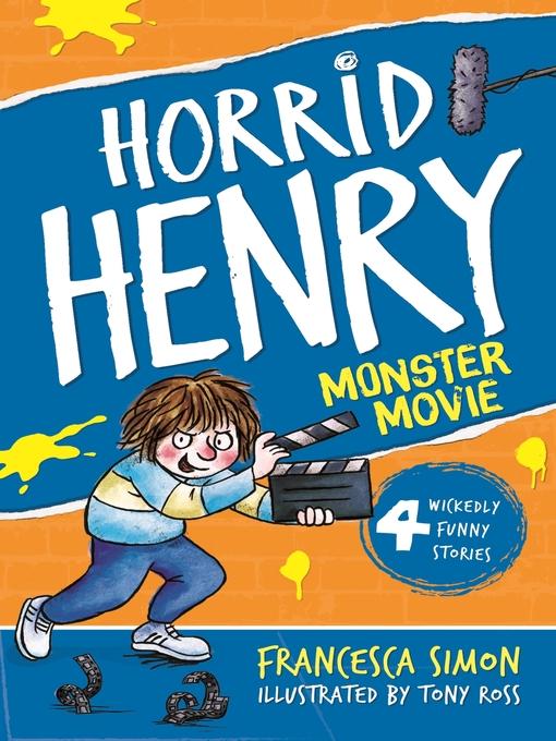Horrid Henry's Monster Movie (eBook)