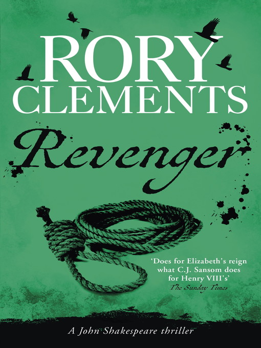 Revenger (eBook): John Shakespeare Series, Book 2