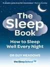 The Sleep Book (eBook): How to Sleep Well Every Night