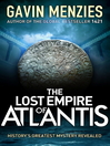 The Lost Empire of Atlantis (eBook): History's Greatest Mystery Revealed